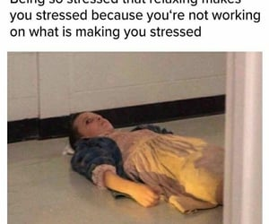 hilarious, anxiety, and funny image