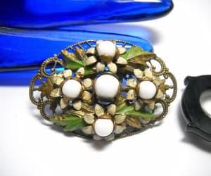 czechoslovakia, art deco jewelry, and art nouveau czech image