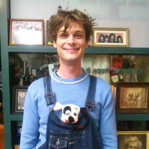 alternative, indie, and matthew gray gubler image