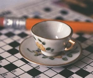 teacup and vintage image