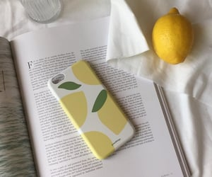aesthetic, yellow, and phone case image