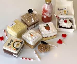 food, cake, and korean image
