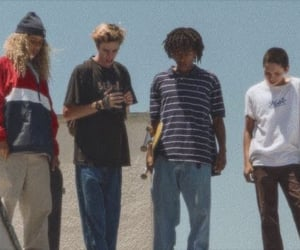 film, a24, and mid90s image