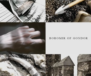 aesthetic, details, and gondor image