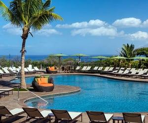 hawaii, luxury hotel, and vacation image