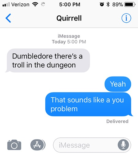 article, harry potter, and quirinus quirrell image