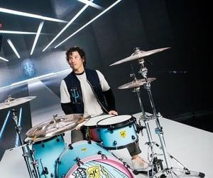 drummer, twenty one pilots, and shy away image