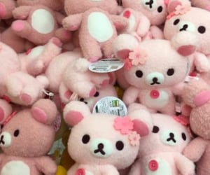 pink, soft, and cute image
