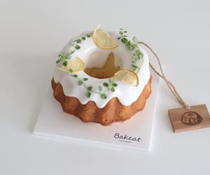 cakes, dessert, and lemons image