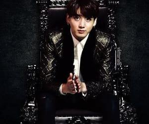 jungkook, king, and of my life image