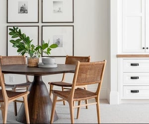 chairs, deco, and home image