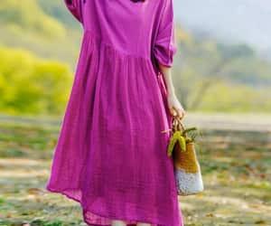 cocktail dress, oversize dress, and malieb dress image