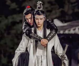 bl, wei wuxian, and the untamed image