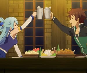 konosuba, anime pfp, and anime image