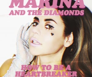 aesthetic, marina and the diamonds, and vintage image
