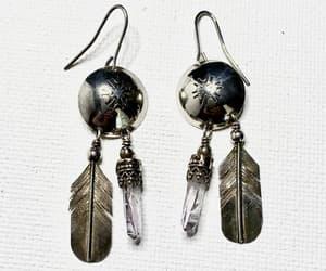 etsy, boho earrings, and mimisjewelryboutique image