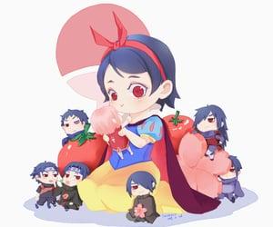 akatsuki, naruto, and sakura haruno image