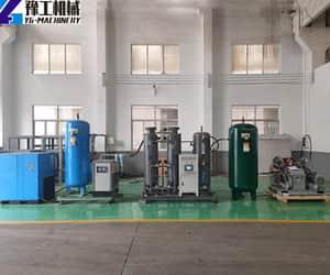 psa oxygen plant, psa oxygen generator, and psa oxygen concentrator image