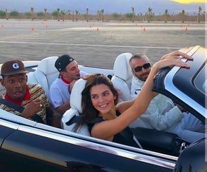 kendall jenner and tyler the creator image