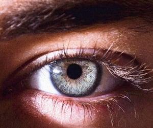 eyes, green, and eye image