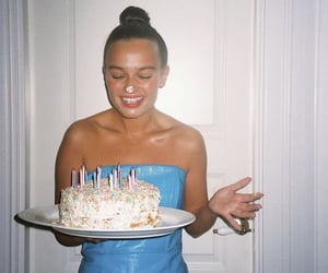 aesthetic, birthday, and style image
