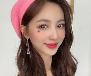 girl, cherry bullet jiwon, and kpop image