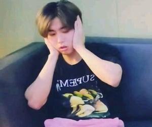 han, kpop, and kpop reaction image