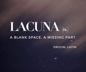 blank space, words, and latin image