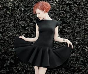 beautiful, dress, and hayley image