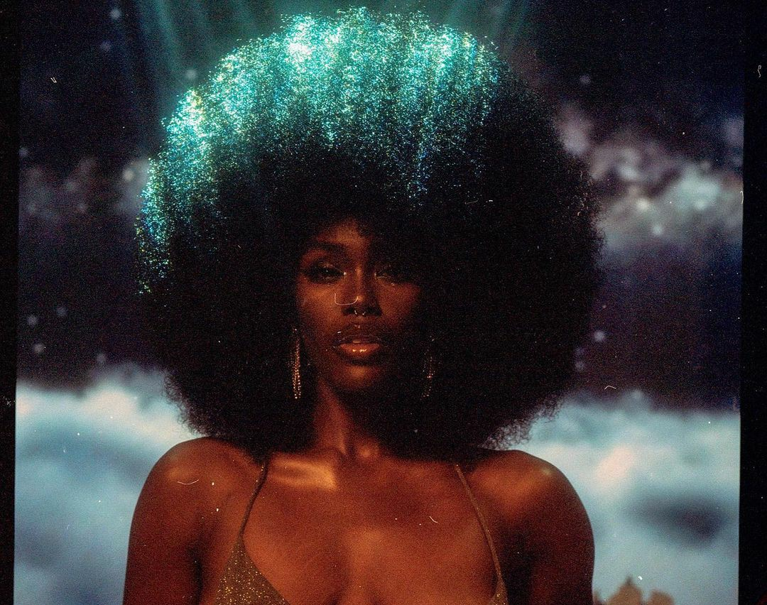 aesthetic, Afro, and artists image