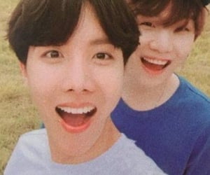 bts, yoongi, and j-hope image