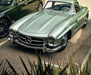 90s, cars, and mercedes image