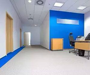 pvc industrial floor image