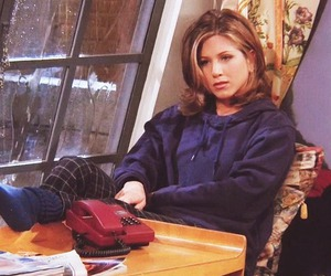 beautiful, in love, and rachel green image