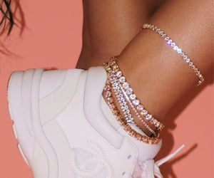 chanel and anklet image