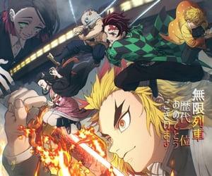 anime, anime boys, and tanjiro image