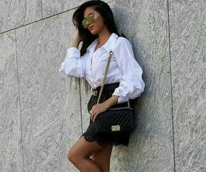 belt, black, and girls image