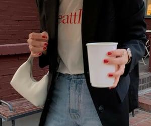 denim, fashion, and minimal image