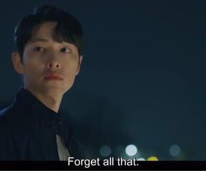 caps, kdrama, and song joong ki image