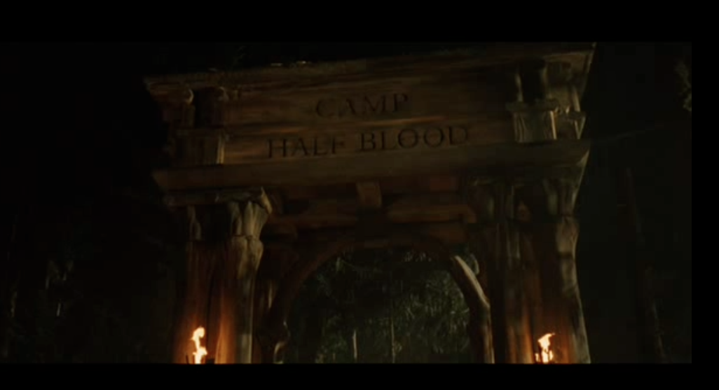 article, camp half-blood, and percy jackson image