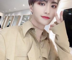 kpop, seonghwa, and ateez image