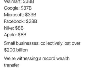 Amazon, walmart, and record transfer of wealth image