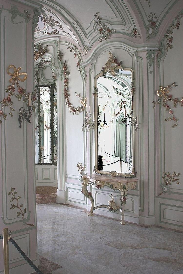 aesthetics, luxury, and mirror image