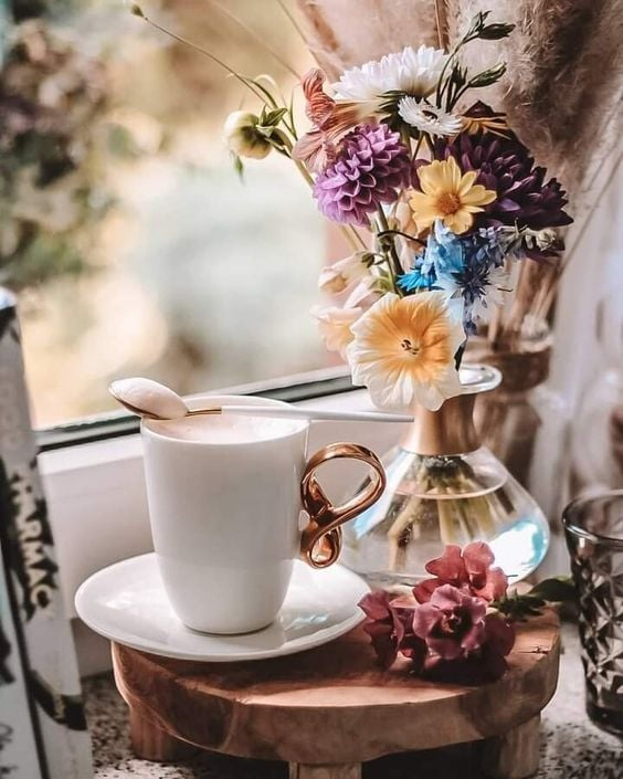 coffee, coffee break, and drinks image