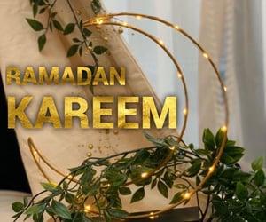 lights, Ramadan, and wallpaper image