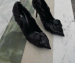 fashion, high heels, and Valentino image