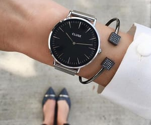 acessories, chic, and watch image