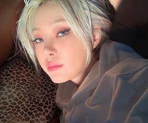 aesthetic, hair, and korean image