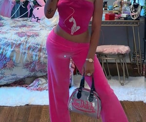 2000s, fit, and outfit image
