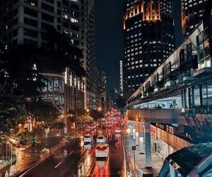 city, manila, and Philippines image